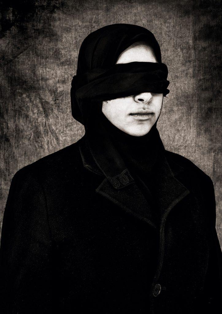 Människorättsaktivist Maryam al-Khawaja från Bahrain är en av de inspiratörer som porträtterats i projektet.