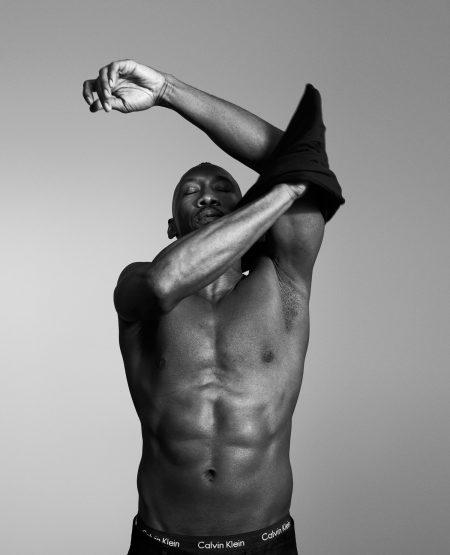 Mahershala Ali är en av huvudpersonerna i Calvin Klein Men's Underwears nya kampanj.
